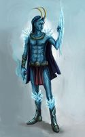 Jotun Loki by Dreambeing