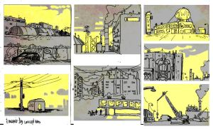 industrial_location_sketches by DariaSnow