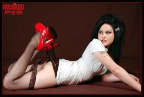 The Perfect Pinup by mrgphotography