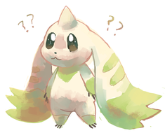 Terriermon by sweating