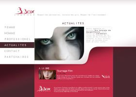 beauty_agency by: shark-graphi by WebMagic