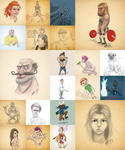 SketchbookMobile Collection01 by RightInTwo