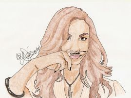 AJ's Mighty Mighty Stache-Tones by demifanatic