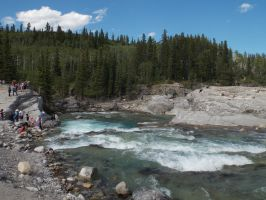 elbow falls 1 by zody-wolf