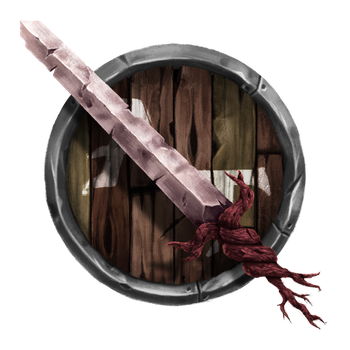 Adventure Time: Root Sword by Olsonmabob