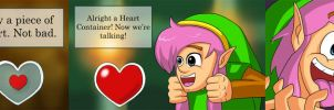 Empty Bottles by spacepig22