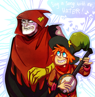 wander over yonder stuff by mustachossom