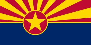 The New Flag of Arizona by achaley