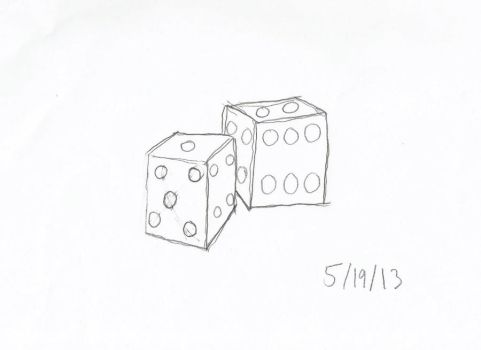 Day 16: Dice Redo by DecoraAi