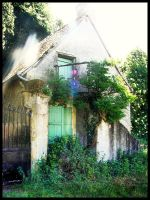 Little guesthouse Valleres by simoner