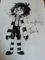 Laughing Jack by AsariTheKiller
