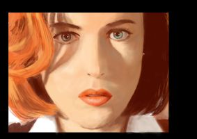 scully2 by seungjinc