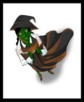 Wicked: No Good Deed by hnhol