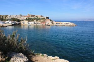 View from Marseille by YunaHeileen