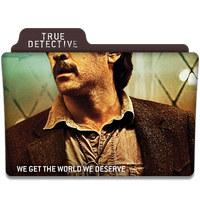 True Detective (season 2) : TV Series Icon v2 by DYIDDO