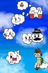 New Cloud Family by Roiality