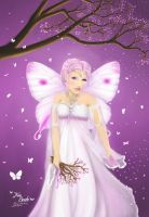 The Fae Bride by papermuse