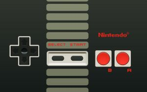 NES Controller by Doctor-G