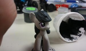 Step 7: Paint eyelashes. by PONYPAINTTHEPONY