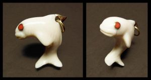 small fish pendant by morpho2012