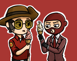 TF2- Ice Cream by kakaleng1