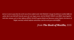 The Book of Mozilla, 13:5 by ColonelEgz