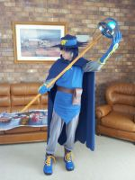 My Sir Aaron Cosplay by DJBrowny