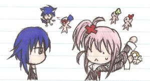 Stupid Amuto Chibis by vocaloid0120