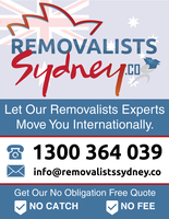 Removalists Sydney | Most Trusted Removalists Sy by jameszsmith