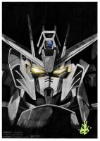 Freedom Gundam 01 by AimanMD