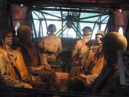 US WW2 Glider - Inside front by pete-c-89