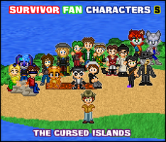 Survivor Fan Characters 5 by SWSU-Master