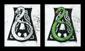 'A' is for Ampivera by Oddstuffs