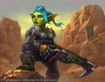 Goblin Hunter by Gimaldinov