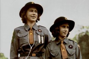 As Girl guides by PrincessJennii94