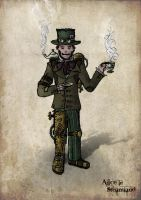 Alice In Steamland: Mad Hatter by Van-Oost