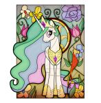 Celestia - MLP Freindship is Magic by PatrickPotter07