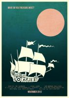 Poster: Cannons and Corsairs by CoffeeGoblet