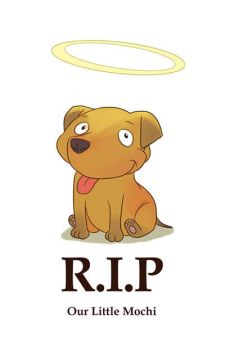 R.I.P Mochi by bernoully