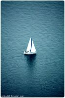 sailing . . . by umRashid
