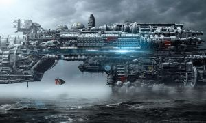 Aquaticon - The Bridge Sector by MarkusVogt