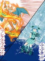 Fire and Ice by alaisiaga