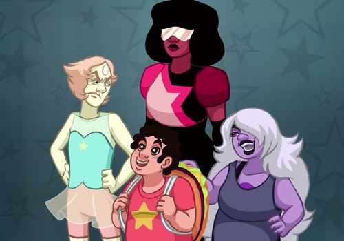 We are the Crystal Gems by Gemkio