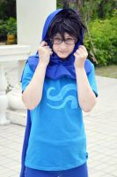 Homestuck cosplay: John by Lavi-Deak