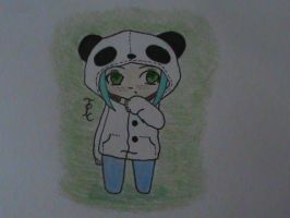I'm a Panda!!! by Ice-Toa-Lover