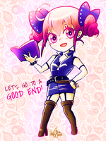 smile precure - let's go to a good end by the-star-samurai