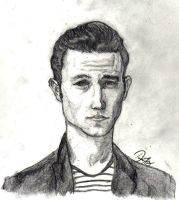 Joseph Gordon-Levitt by thedavidd