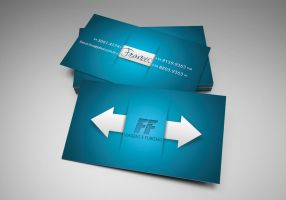 FF Business Card by tutom