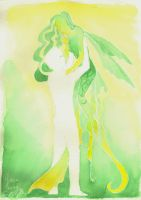 Green Fairy by K-naille