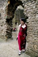 Ada Wong Cosplay Seperate Ways by Frederica-La-Noir